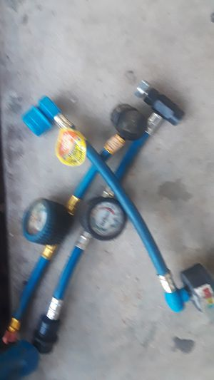 Freon hook ups for Sale in Auburndale, FL