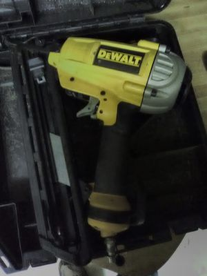 DeWalt nailing gun for Sale in Fresno, CA
