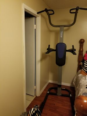 Dip machine, pull up bar, ab workout for Sale in Davie, FL