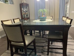 Almost new dining table for 8 people for Sale in Redmond, OR