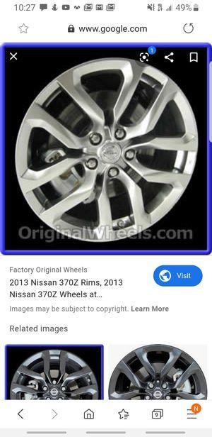 370z rims for Sale in Industry, CA