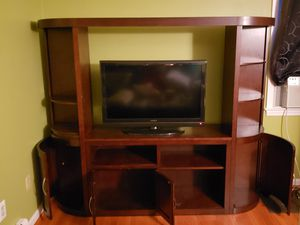 Entertainment Center / TV Stand for Sale in Wilmington, MA