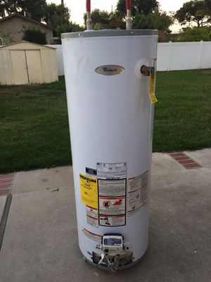 50 gallon water heater for Sale in Fullerton, CA