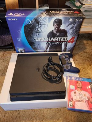 Slim PS4 500GB for Sale in US
