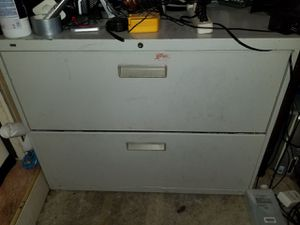 Pair of filing cabinets for Sale in Irvine, CA
