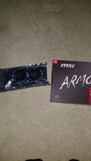 Msi rx 580 8gb for Sale in Battle Ground, WA