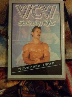 Wcw Saturday Night November 1992 for Sale in Chicago,  IL