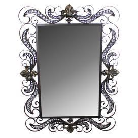 Essential Decor & Beyond Versailles Wall Mirror for Sale in Old Bethpage, NY