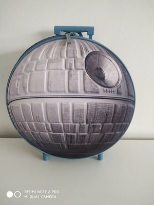 Star Wars Death Star Rolling Luggage - Gray for Sale in Bountiful, UT