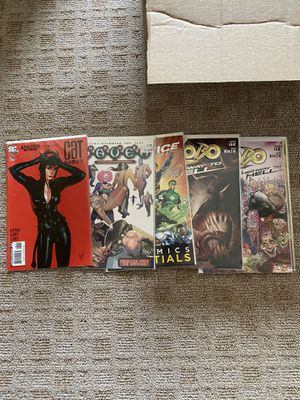 DC comic Collection over 100 comics and Novels for Sale in Roselle Park, NJ