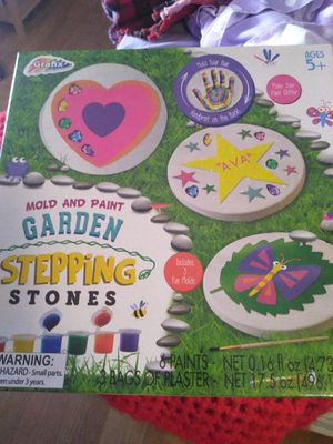 Garden stepping stones for Sale in New Britain, CT