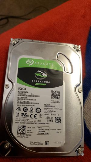 Seagate 500gb barracuda for Sale in Fresno, CA