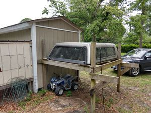 Truck camper top fiberglass for Sale in Wilmington, NC