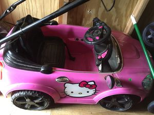 Hello Kitty Baby Riding Car for Sale in Ashland City, TN