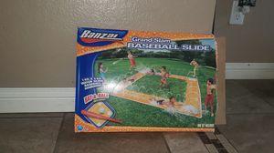 New Baseball Slide 14'x14' Diamond No Bat & Ball OBO for Sale in Riverside, CA