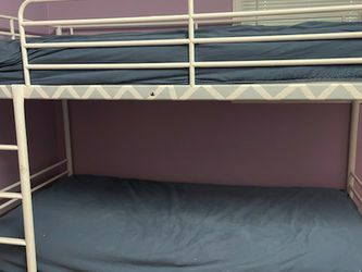 Bunk Bed And Matresses for Sale in Beaverton,  OR