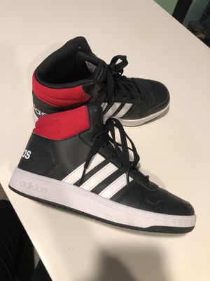 Adidas high top shoes for Sale in Medford, MA
