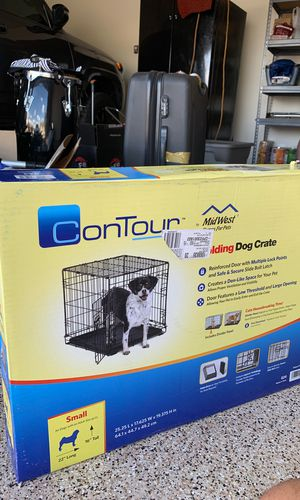 Dog crate BRAND NEW Never Opened for Sale in Phoenix, AZ