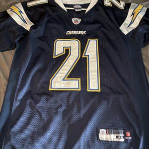Authentic LaDainian Tomlinson Chargers Reebok Jersey for Sale in Moreno Valley, CA