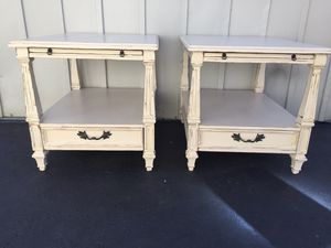 Set of end tables for Sale in Murfreesboro, TN