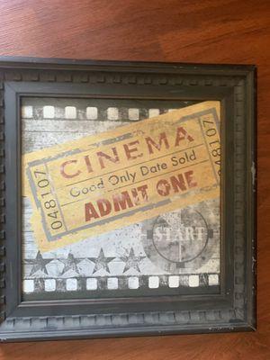 Movie room decor for Sale in Perris, CA