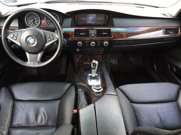 2008 BMW 535XI