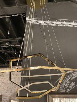 LED Light Chandelier Modern Design Lighting Fixture Chandelier For Living Room for Sale in Newport Beach,  CA