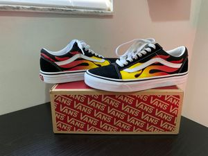 Vans (Flames) for Sale in Miami, FL