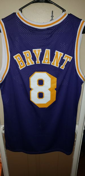 Men's Small Kobe Bryant Los Angeles Lakers Jersey New with Tags Stiched Adidas $45. Ships +$3. Pick up in West Covina for Sale in Covina, CA
