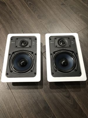 "Polk Audio RC55i 2 Way in Wall 5.25"" RCi Loudspeakers for Sale in Upland, CA"