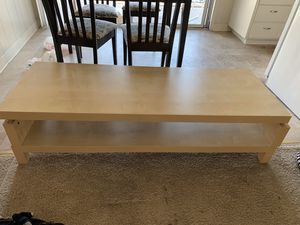 Tv stand or table (need to assemble) for Sale in Santa Clara, CA