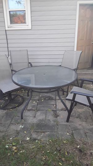 Outdoor patio furniture for Sale in Saint Paul, MN