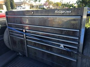 snap on tool chest for Sale in Bakersfield, CA