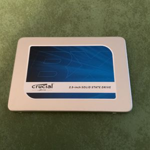 240GB Crucial SSD - Solid State Drive - Lightly Used, Tested for Sale in Woodridge, IL