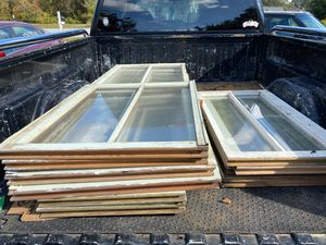 Old wooden windows for Sale in Willow Spring, NC