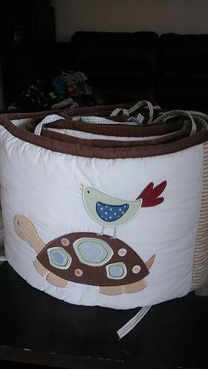 Crib bumper for Sale in Delta, CO