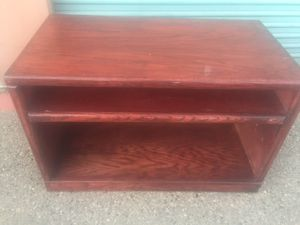 Solid Wood Shelf/Stand for Sale in Fresno, CA