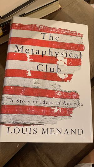 The metaphysical club for Sale in West Springfield, VA