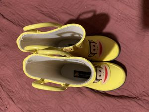 Paul Frank Rain boots sz 5/6 for Sale in Katy, TX