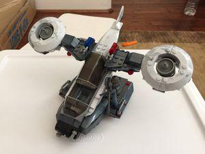HALO Mega Bloks 97429 Police Air Support Hornet w/ Figurines for Sale in Manhattan Beach, CA