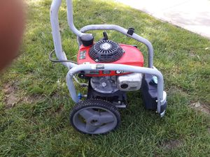 HomeLite 3100 psi 2.6 gpm. power washer for Sale in Santa Ana, CA