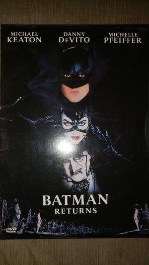 1992 Batman Returns DVD Disk for Sale in Chicago, IL