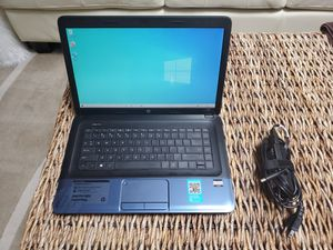 HP Windows 10 Laptop with 500gb SSD and Web Camera for Sale in St. Louis, MO