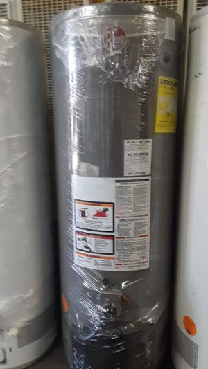 Súper price water heater today for 320 whit installation included for Sale in Phelan, CA