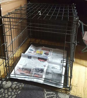 Small size dog crate for Sale in Philadelphia, PA