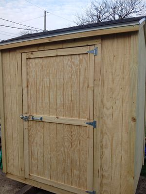 Brand New! 4x6 Pine Shed FREE DELIVERY inside I-270 for Sale in Columbus, OH