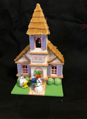 Dept 56 Hideaway Hollow chapel for Sale in Louisville, KY