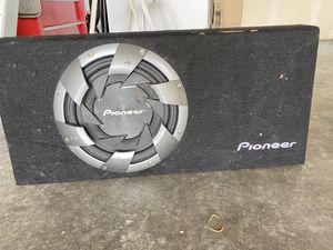Speaker with Amplifier for Sale in Renton, WA