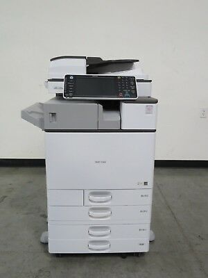 Ricoh MP C2503 Color Copier with 10 prints. Special firm price. for Sale in Miami, FL