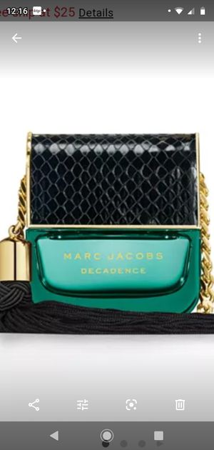 Marc Jacobs Decadence eau de Parfum for Sale in Wheaton, IL